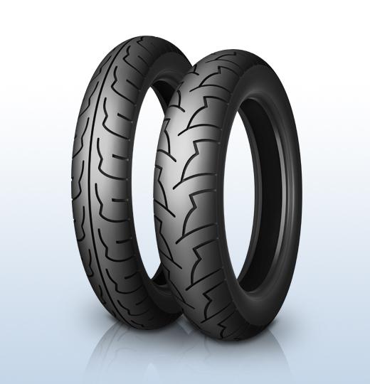 Laukut Moottoripyöriin : Michelin pilot activ rear  h spare wheel oy