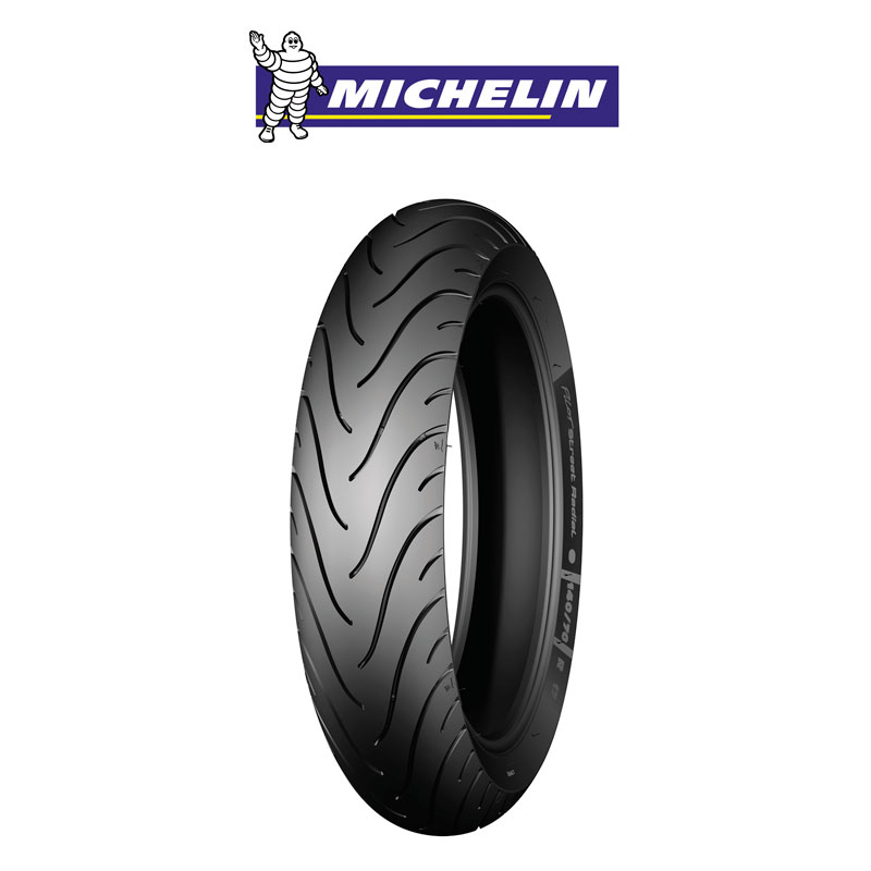 Laukut Moottoripyöriin : Michelin pilot street rear r h spare wheel oy