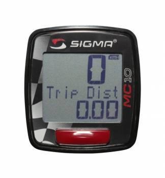 Sigma MC10 -nopeusmittari
