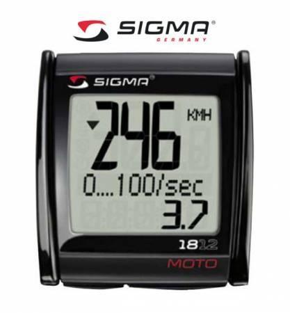 Sigma nopeusmittarit