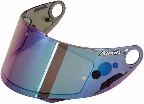 Airoh -visiiri, GP, iridium