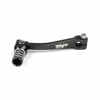 TNT Tuning -vaihdepoljin, Minarelli AM6, carbon/musta