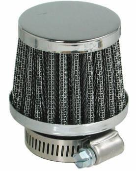 RMS Racing -ilmansuodatin, suora, 38mm