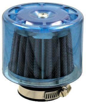 RMS Blue Racing -ilmansuodatin, suora, 35mm