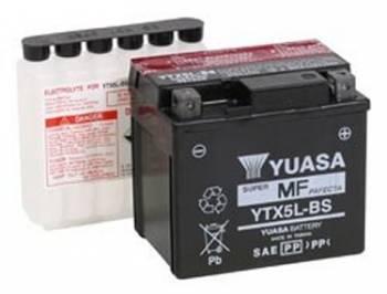 Yuasa -akku, YTX5L-BS