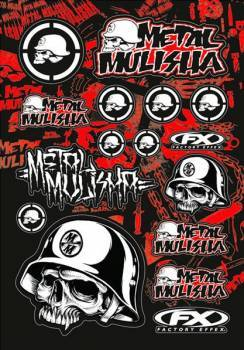 MSR -tarrasarja, Metal Mulisha 1