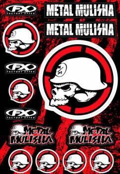 MSR -tarrasarja, Metal Mulisha 2