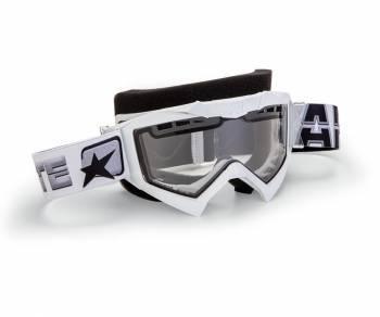 Ariete Adrenaline Snow -ajolasit, valkoinen (kirkas)