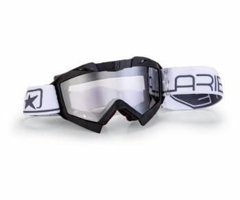 Ariete Adrenaline Profi -ajolasit, musta (mirrored)