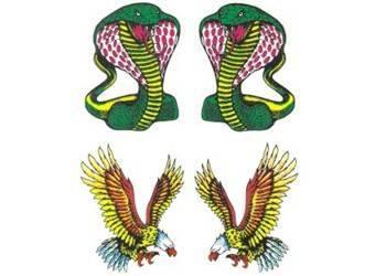 Tarra, pieni, 10x12cm, Cobrat ja Kotkat