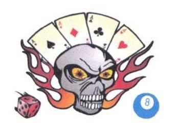 Tarra, pieni, 10x12cm, Devils Hand