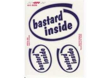 Tarra, pieni, 10x12cm, Bastard Inside