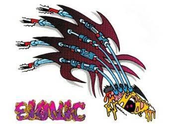 Tarra, normaali, 14x16cm, Bionic