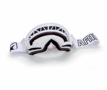 Ariete MudMax -ajolasit, valkoinen (kirkas)