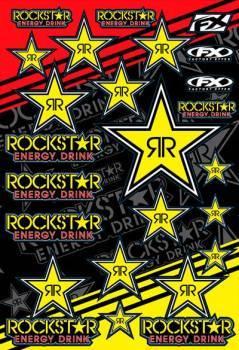 MSR -tarrasarja, Rockstar Mylar