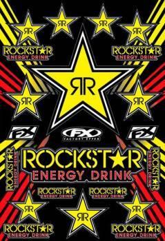 MSR -tarrasarja, Rockstar