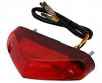 Psychic -takalyhty, LED, punainen
