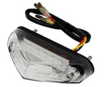 Psychic -takalyhty, LED, kirkas