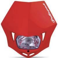Polisport MMX -valomaski, punainen