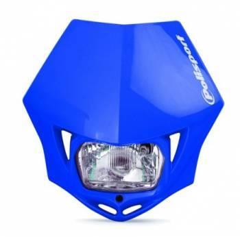 Polisport MMX -valomaski, sininen