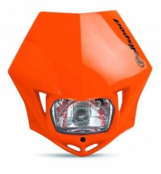 Polisport MMX -valomaski, oranssi