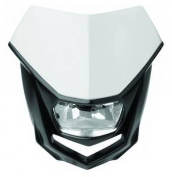 Polisport Halo -valomaski, valkoinen