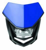 Polisport Halo -valomaski, sininen