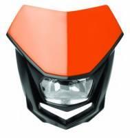 Polisport Halo -valomaski, oranssi
