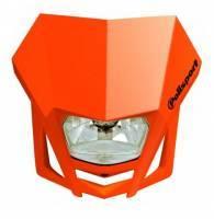 Polisport LMX -valomaski, oranssi