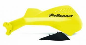 Polisport Sharp Lite -käsisuojat, keltainen