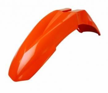 Polisport SuperMoto -etulokasuoja, oranssi