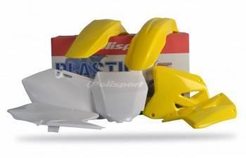 Polisport -muovisarja, täydellinen, RM125 01-