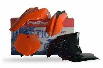Polisport -muovisarja, täydellinen, KTM SX 07-10