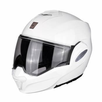 Scorpion EXO-Tech -kypärä, valkoinen