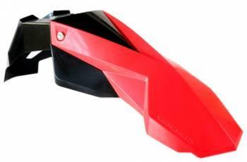 Circuit Stealth -etulokasuoja, musta/punainen