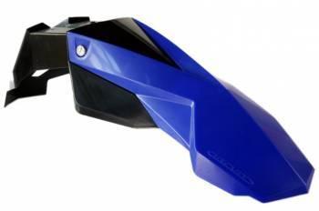 Circuit Stealth -etulokasuoja, musta/sininen