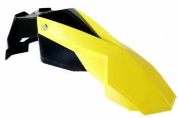 Circuit Stealth -etulokasuoja, musta/keltainen