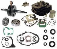 Moottorin korjaussarja, Suzuki Pv50