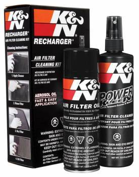 K&N Recharger -puhdistussarja