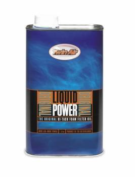 Twin Air Liquid Power Filter Oil, 1.0L