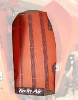 Twin Air -suojaverkko, jäähdyttäjälle, RMZ250 10-