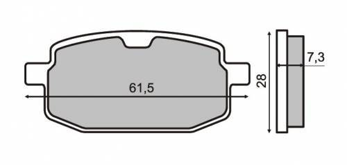 RMS -jarrupalat, Fude 4T (0180)