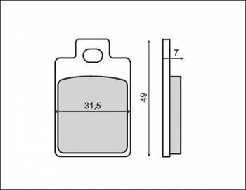 RMS -jarrupalat, Piaggio NRG -97 (0260)