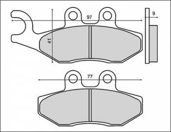 RMS -jarrupalat, Gilera Runner (2620)