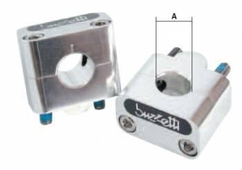Buzzetti 2401 -kiinnikesarja, 22mm, alumiini
