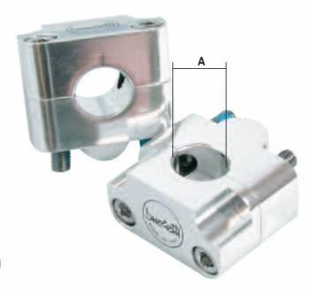 Buzzetti 2407 -kiinnikesarja, FatBar, alumiini