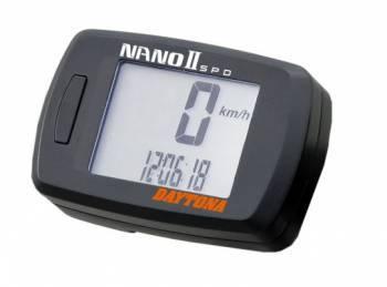 Daytona Nano II -nopeusmittari