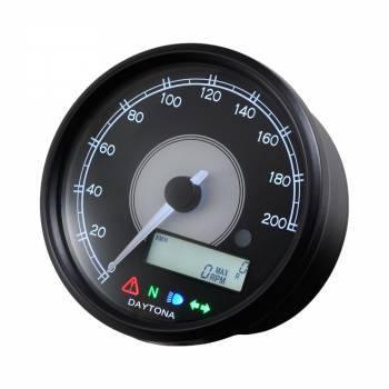 Daytona Velona 80 -nopeusmittari