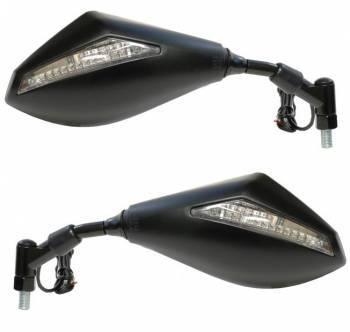Yleispeilipari, LED -vilkkuilla, M10