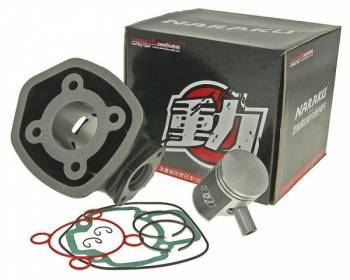 Naraku -sylinterisarja 50cc, Piaggio NRG MC3 (vesi)